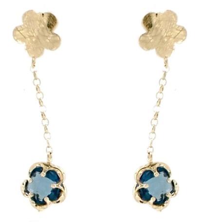 ohrhänger-gelbgold-750-mit-london-blue-quartz-4,61ct-OFA1048