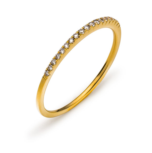 Ring-Gelbgold-750-Mit-19-Brillanten-H-SI-0.10ct.-RBR1152