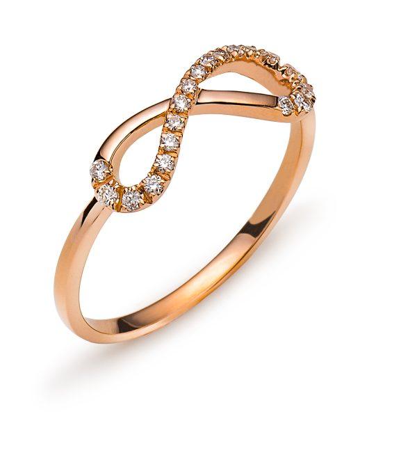 Ring-Rotgold-750-Mit-19-Brillanten-H-SI-0.12ct.-RBR3127