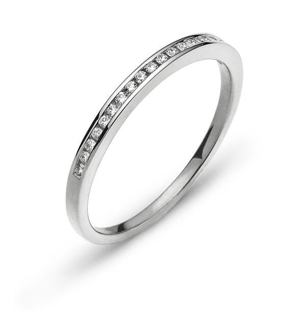 Ring-Weissgold-750-Mit-19-Brillanten-H-SI-0.10ct.-RBR2102