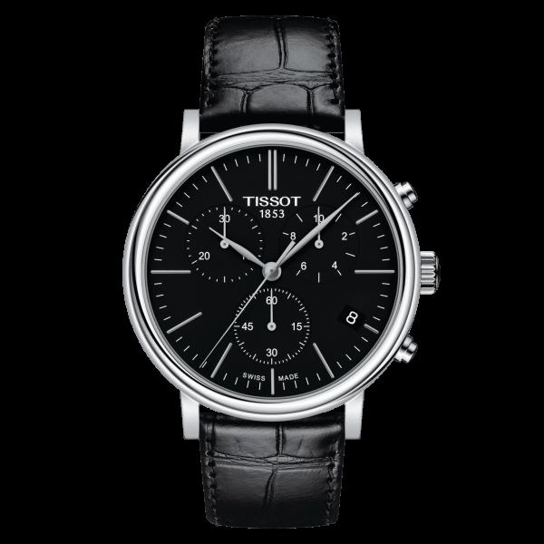 Tissot-Carson-Premium-Herrenuhr-T122.417.16.051.00