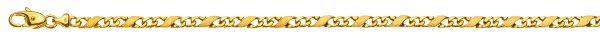 carrera-collier-satiniert-poliert-gelbgold-750ca-40mm-45cm