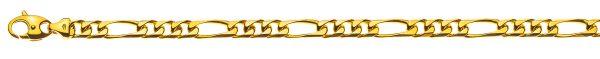 figaro-collier-8-fach-diamantiert-gelbgold-750-ca-60-mm-45-cm